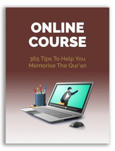 Get My 365 - Tips for Memorizing Quran by Qari Is'Haaq Jasat